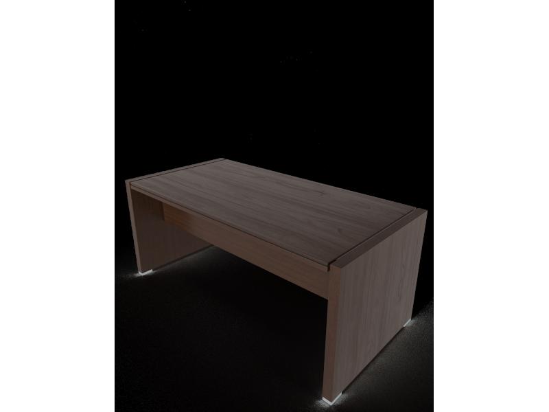 Стол рабочий 2000х900