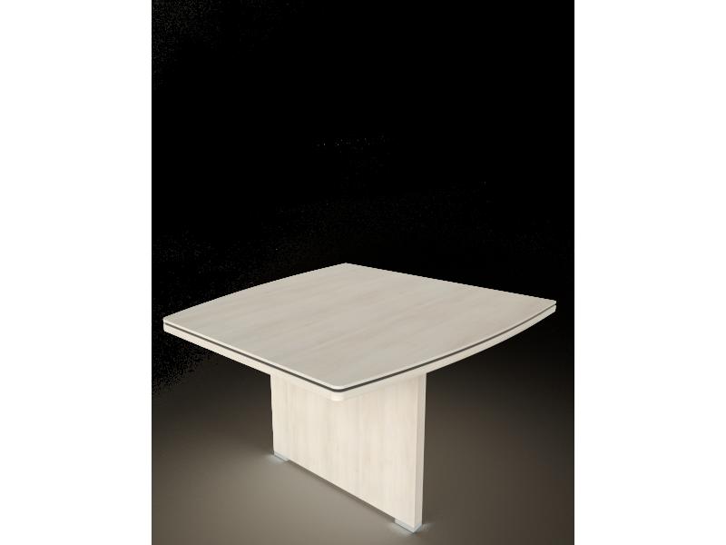 Концевой модуль переговорного стола 1200х1200
